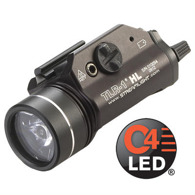 The New Streamlight TLR-1 HL Weaponlight is in stock and ready to ship!